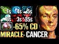 OMG -65% CD NEW CANCER Miracle 100% Magical SF Requiem 7.21 META Epic Gameplay