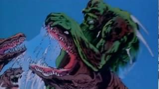 Возвращение болотной твари (1989)  (The Return of the Swamp Thing)