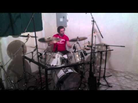 Tom Sawyer Rush Drum Cover