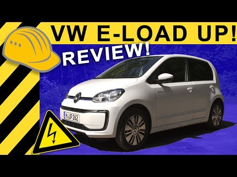 Der 30000€ UP! VW E-UP TEST | VW E Load UP Reichweite, Verbrauch, Vmax & 0-100