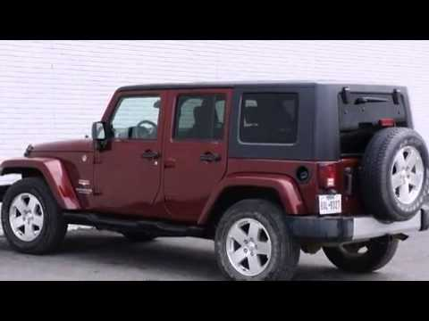 Used 2008 Jeep Wrangler Dallas TX