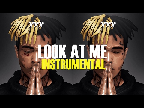 XXXTENTACION - Look At Me (Instrumental) (ReProd. B.O Beatz)