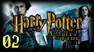 """[#2] Zagrajmy w """"Harry Potter i Czara ognia"""" - Wodo w ogień"""