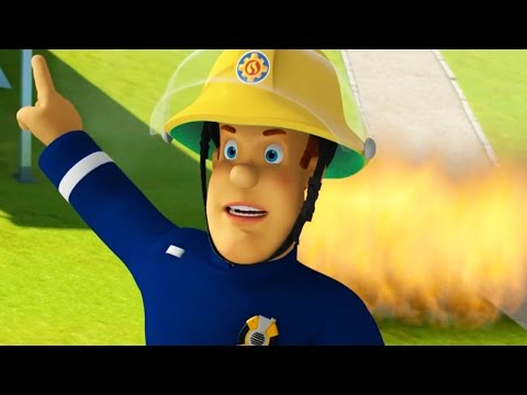 Brandweerman Sam Dutch | Held Sam! | Brandweerman Sam Nederlands