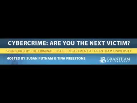 Criminal Justice Cybercrime Webinar