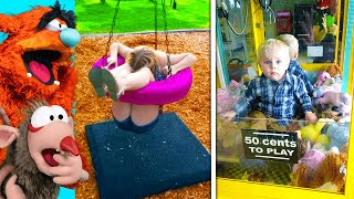 PEOPLE Who Got STUCK in Extremely WEIRD Places | FUNNY!