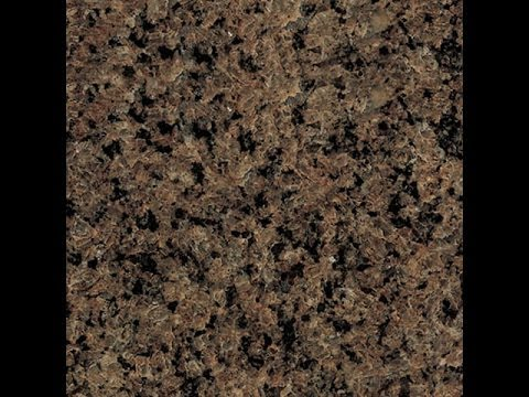 Tropic Brown Granite Examples
