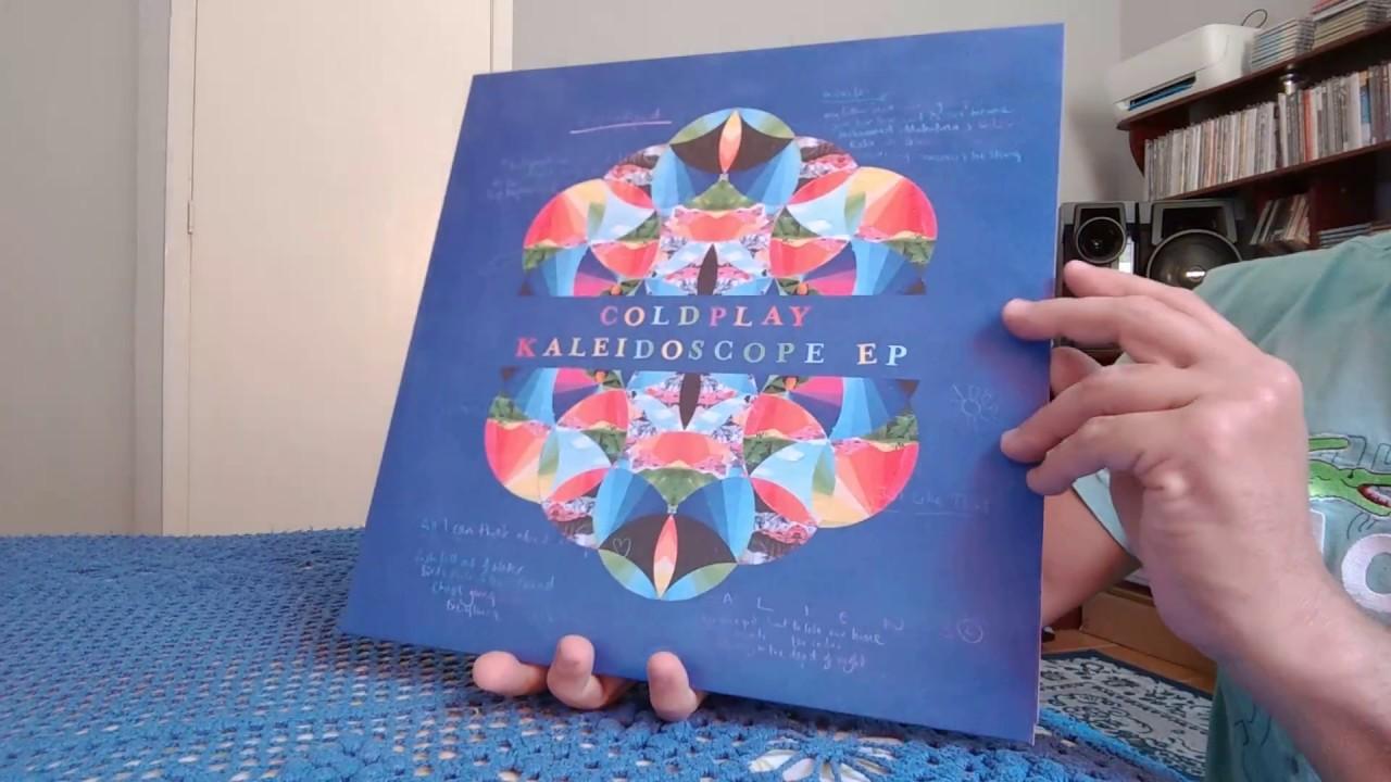 Download coldplay - kaleidoscope ep - vinyl unboxing