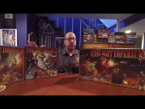 Twilight Imperium Third Edition | BoardGamesWeb