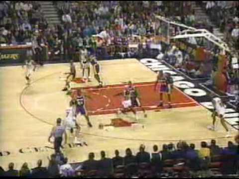 Lakers vs Bulls Season 96-97 part 9