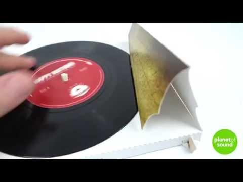 Recard The Build Your own Turntable Birthday Card YouTube – Record Your Own Birthday Card