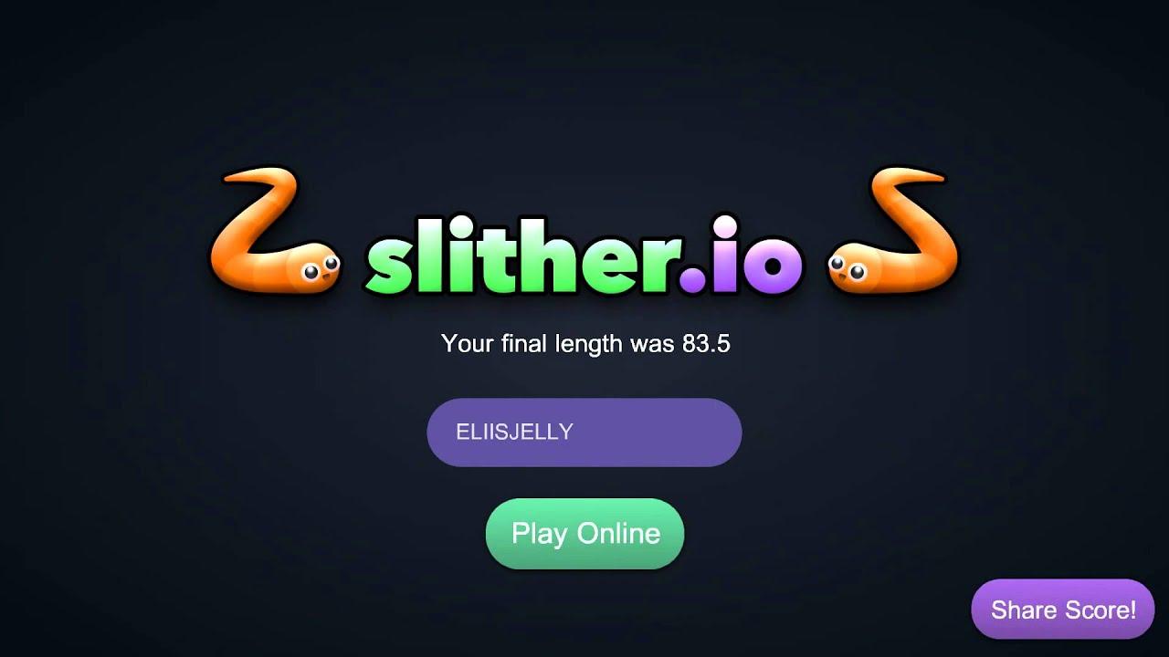 Slither.Io Spiel