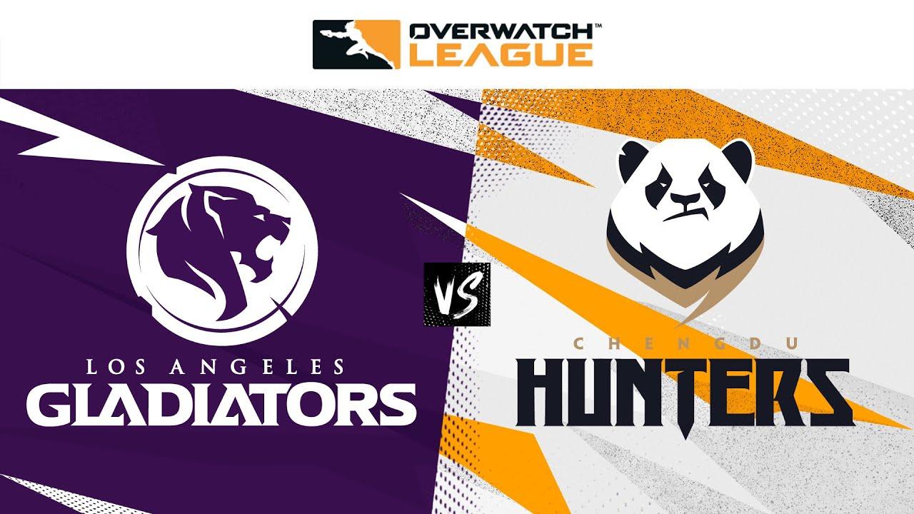 Winners Semi-Final | @LA Gladiators vs @Chengdu Hunters | Countdown Cup Tournament | Day 1