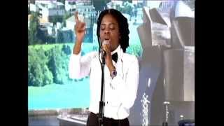 """ERES MAGNIFICO"" - YOU ARE THE SAME Sinach - Live @TBN España"
