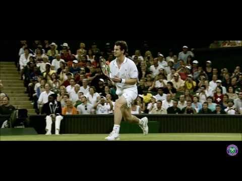 When Andy Murray played Stanislas Wawrinka under the Wimbledon roof