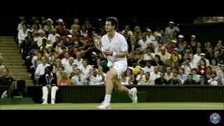 Wimbledon: When Andy Murray played Stanislas Wawrinka under the Wimbledon roof