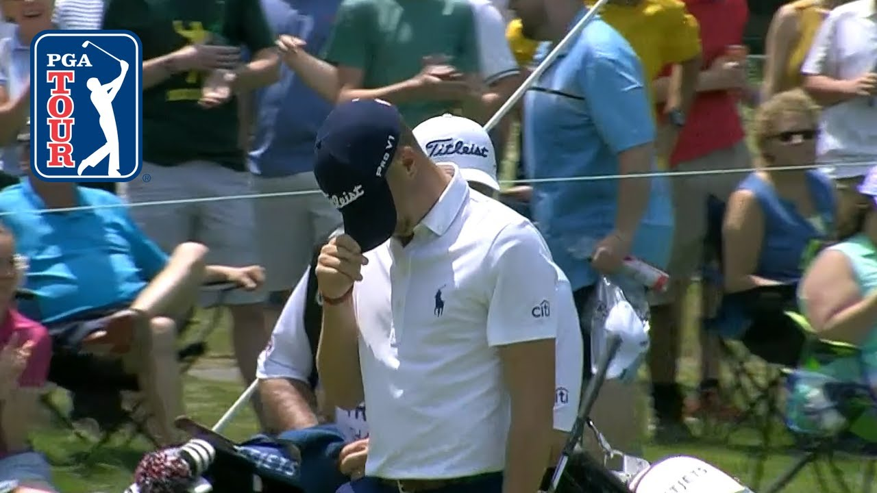 Slam dunks from around the green on the PGA TOUR