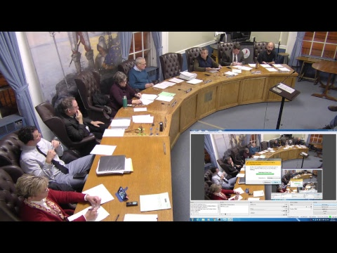 City of Plattsburgh Infrastructure Meeting  12-13-18