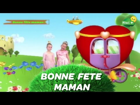 chanson bonne f te maman avec piwi youtube. Black Bedroom Furniture Sets. Home Design Ideas