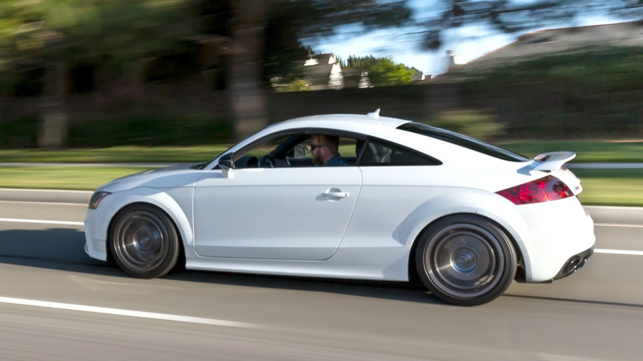 modified 2012 audi tt rs review youtube. Black Bedroom Furniture Sets. Home Design Ideas