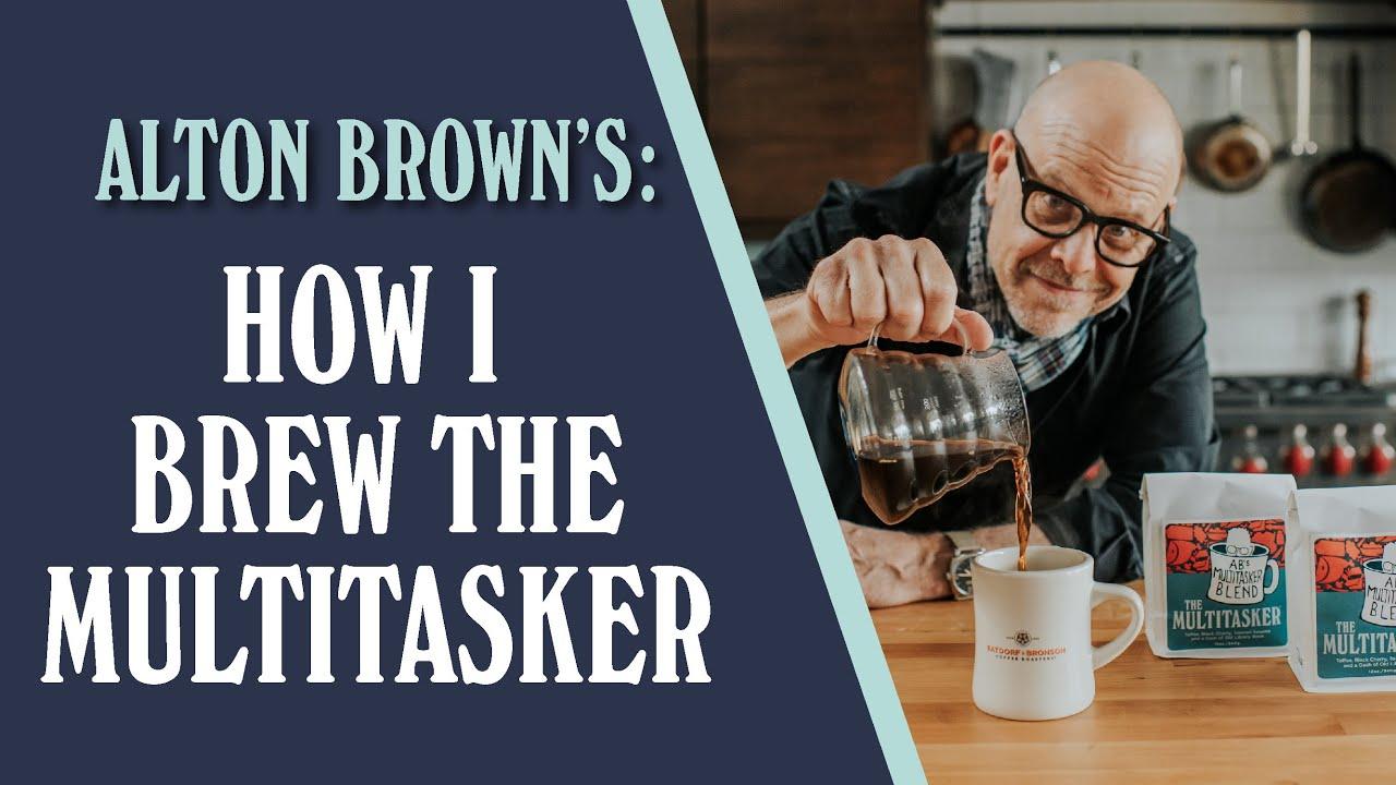 How I brew the Multitasker