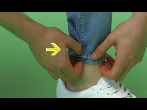 How To Pin Roll Jeans | ASOS Menswear Tutorial