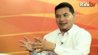 KiniTalk (Part 1): Rafizi Ramli on joining politics, ketuanan Melayu & multiracial PKR