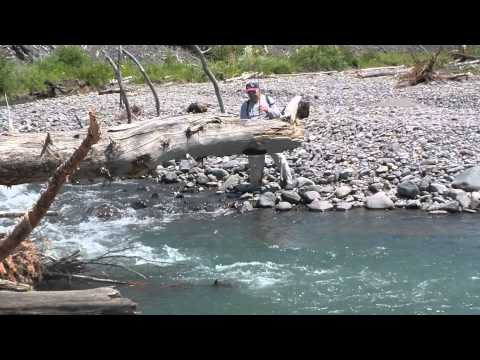 CAche creek YEllowstone