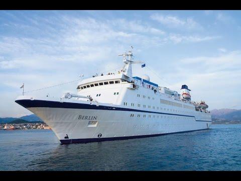 Schiffsrundgang MS BERLIN