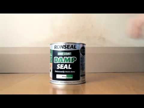 Ronseal Paint How To Stop Damp Coming Through Your Paintwork