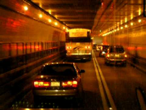 --- New York - The Port Authority Bus Terminal - Lincoln Tunnel - Manhattan - New Jersey ---