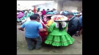 ORQ. fuerza juvenil de cochamarca en el pueblo de calpa