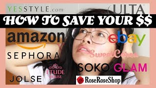 ULTIMATE K-BEAUTY ONLINE SHOPPING GUIDE PT.1 | Best Websites, Security, and Lowest Prices