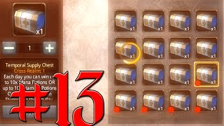 Heroes Of Camelot - Episode 13 - Temporal Supply Chest ( Day 1 ) Thumbnail