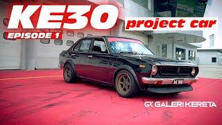 Download I Bought Corolla KE30 | Episode 1 | KE30 Project GK
