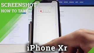 Screenshot iPhone Xr - How to Take Screenshot / Capture Screen