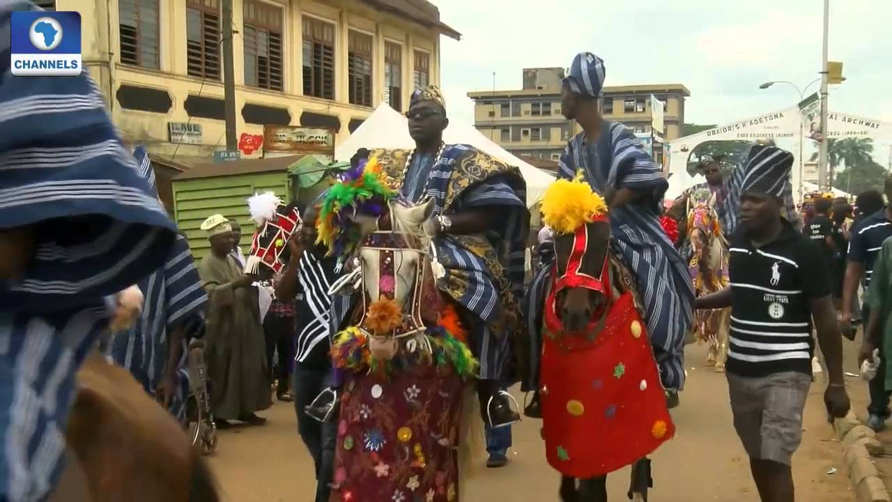 Download Community Report: The Rich Cultural Background Of Ijebu Ode (PT3) 1/10/15