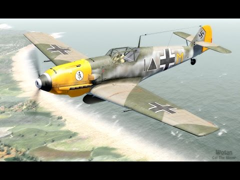 IL-2 Sturmovik: Cliffs of Dover I/JG2 Richthofen JABO