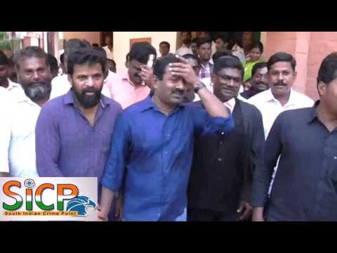 Seeman And Ameer Appear in District Court