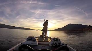 First Time Clearlake, CA Bassin Feb 2012