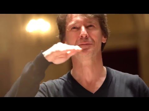 Marc Albrecht, Chief Conductor of Dutch National Opera and Netherlands Philharmonic Orchestra