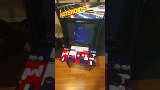 Arcade 1up Asteroids Final Thoughts by Gamer Greg