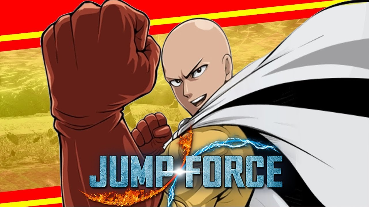 ONE PUNCH MAN SAITAMA HAS JOINED US!? | Jump Force Gameplay PART 3