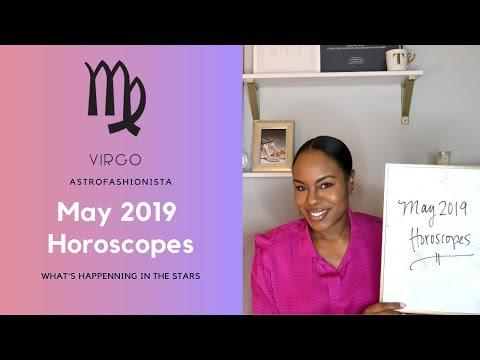 Virgo May 2019 Horoscope