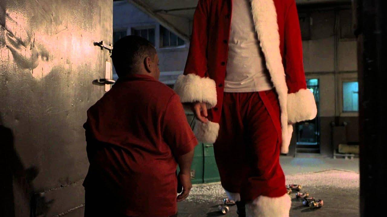 Плохой Санта - Трейлер