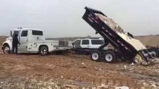 PJ 7X14 Dump Trailer