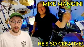 Drum Teacher reacts to Mike Mangini (Dream Theater - Untethered Angel)