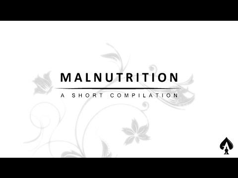 Malnutrition India | Info-graphic Video - Abhineetam Chaurasia