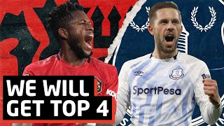 We Will Get Top 4! | Manchester United v Everton | Premier League Preview