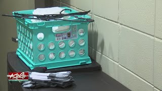 Lincoln's Club 17 Providing Necessities For Students
